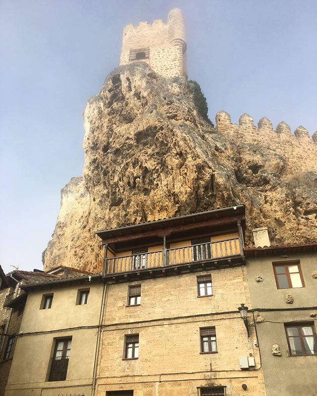 Places in Spain that inspire me #spain #castle #frias #burgos #españa #inspiracion #inspiration #nature #naturaleza #conexion #connection