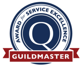 The K Team is thrilled to receive the 2017,2018 and 2019 Guildmaster Award. It is only given to those contractors maintaining over a 90 percent approval rating.     Please click the logo to read our feedback.