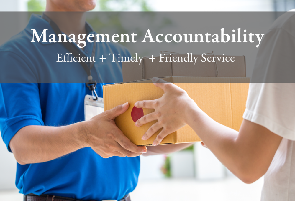 Management Accountability