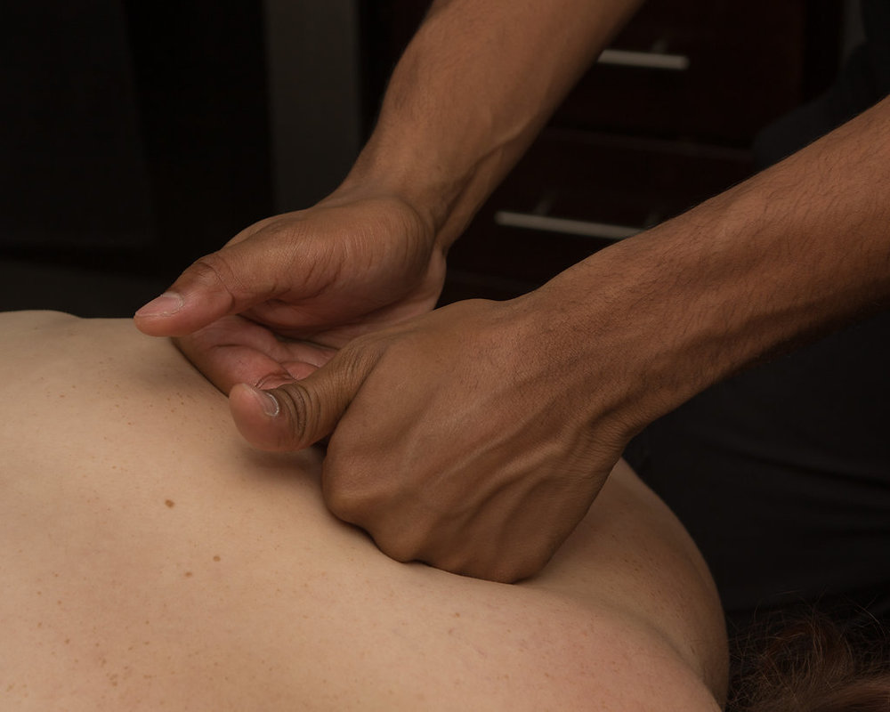 - Greg is an amazing massage therapist! The work he did was the perfect blend of relaxing and therapeutic. I work at a computer a lot, and have chronic neck and shoulder tension, and after our session I was literally standing taller. - Laurel S.