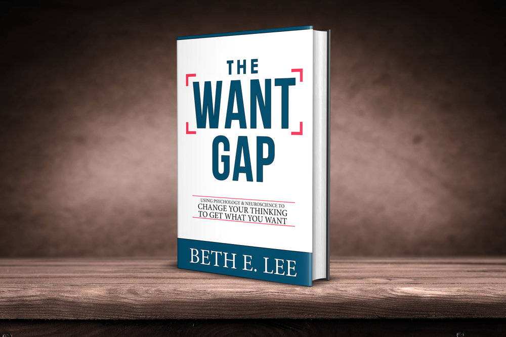 Get Your Copy... - The Want Gap is now in it's final edit and will be available this year, 2018. If you'd like to read a bit of the first chapter, click here.