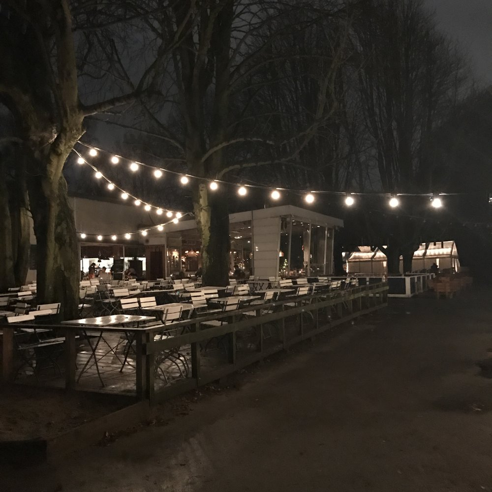 Café am Neuen See, Berlin, Germany