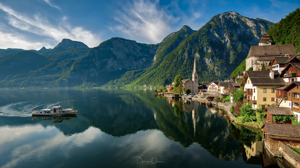 Hallstatt in all its glory