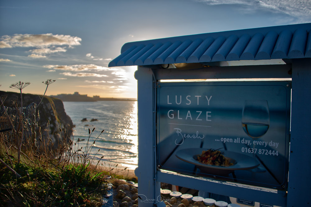 Lusty Glaze Restaurant