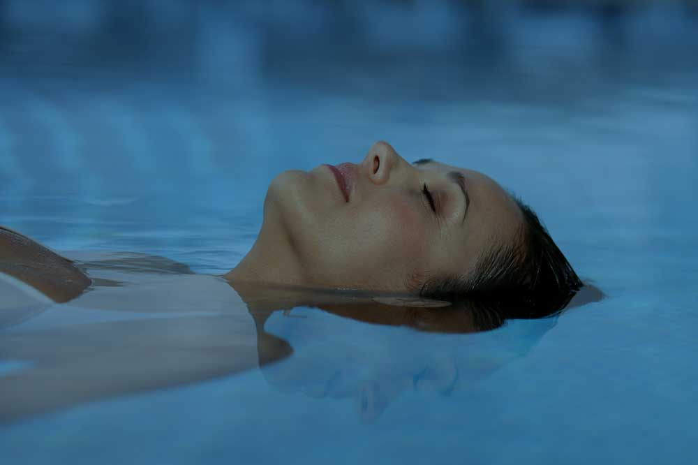 Floatation Therapy -