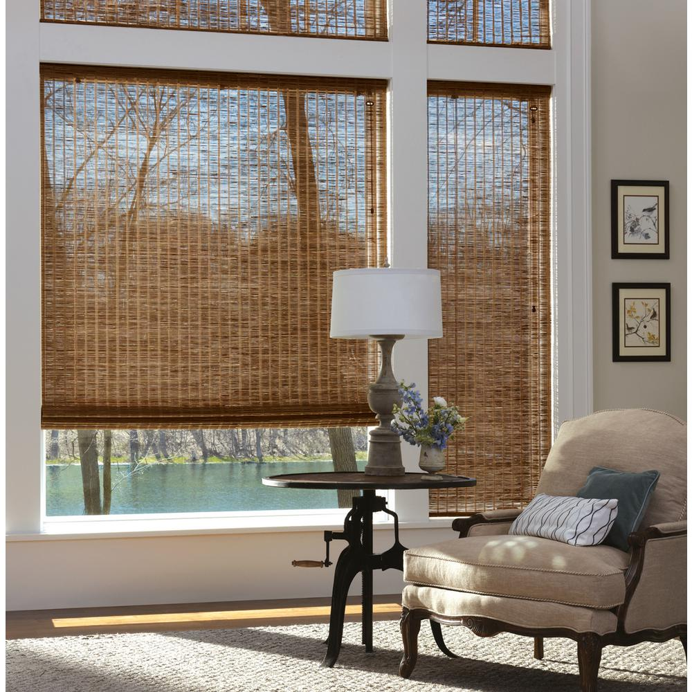Natural Woven Wood / Grass Weave   These window coverings are both exotic and elegant. natural wooden shades are the go to for interior designers worldwide. Tactile fibers bring global texture and international style right to your very own space.