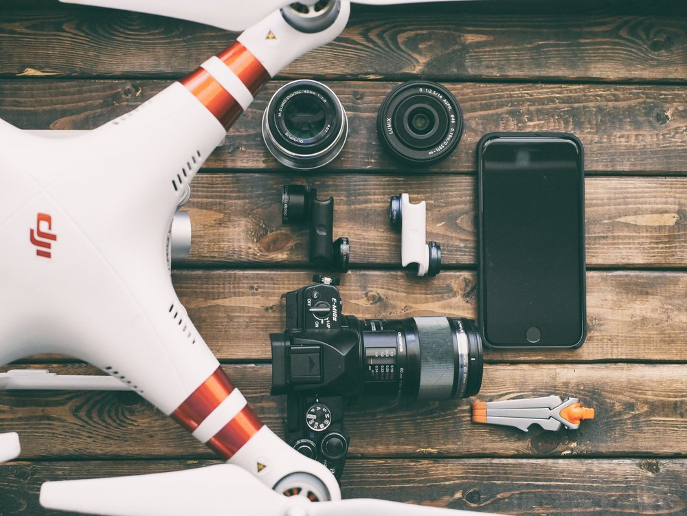 from eye level to sky level, we'll deliver superior imagery & Footage. No matter your need, we've got you covered.