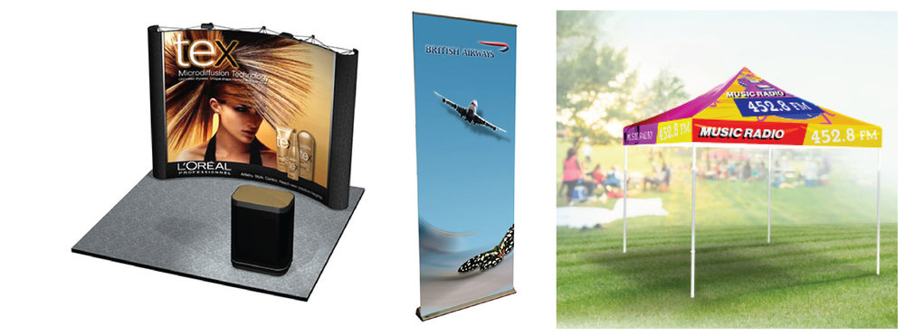 Signs & Banners - Tradeshow Displays, Banners, Building Graphics, Point of Purchase