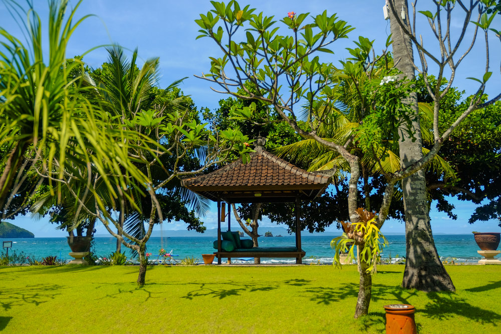 Bali Beach and Lawn