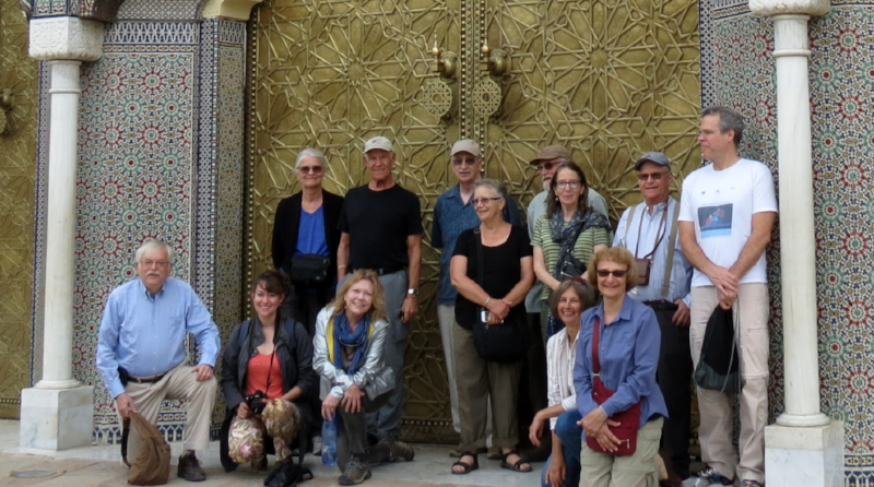 By Tim Resch   Rough Guides lists  26 things not to miss in Morocco . Our trip did 20 of 26! Drawing Returned Peace Corps Volunteers (RPCVs) from across decades, age classes, and countries of service, the group coalesced well, was flexible, and adventurous. The first Next Step Travel to Morocco experience was a smashing success!!!