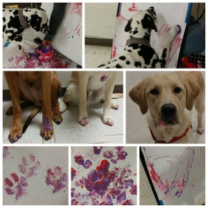 puppy-paintings
