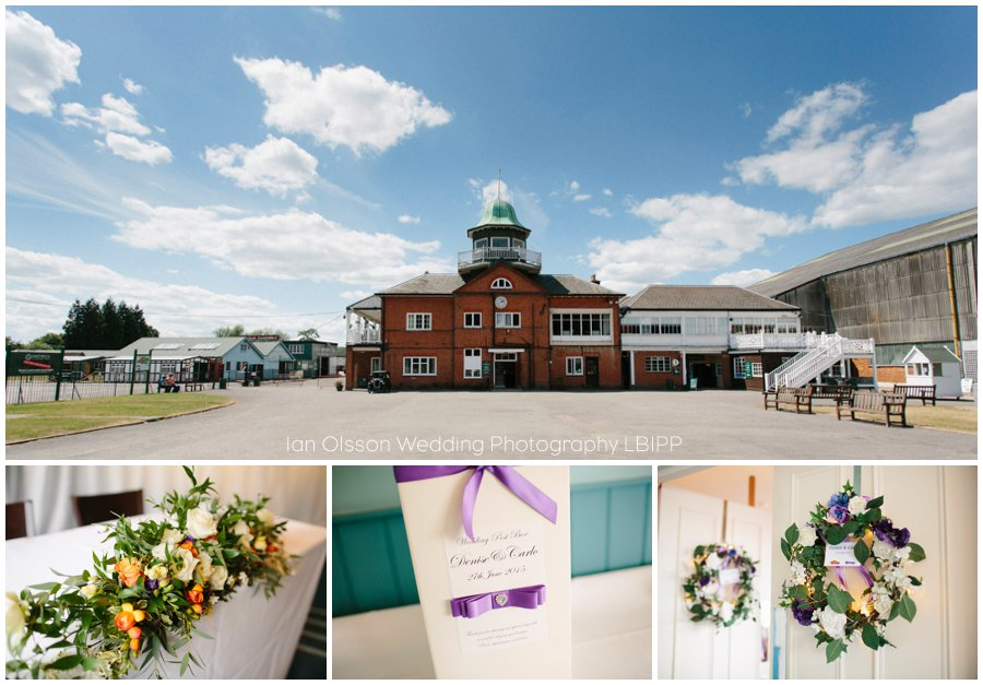 Brooklands Museum Wedding Photos dc 2