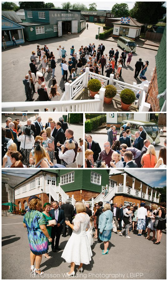 Brooklands Museum Wedding Photos dc 8