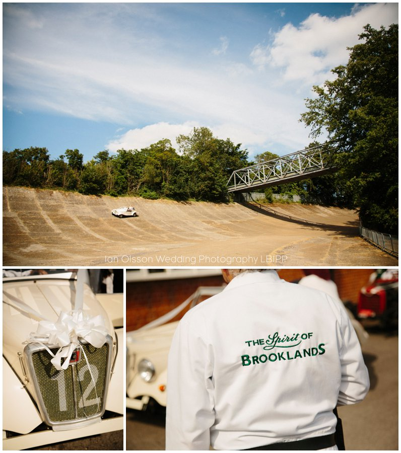 Brooklands Museum Wedding Photos dc 9