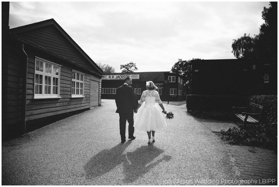 Brooklands Museum Wedding Photos dc 10