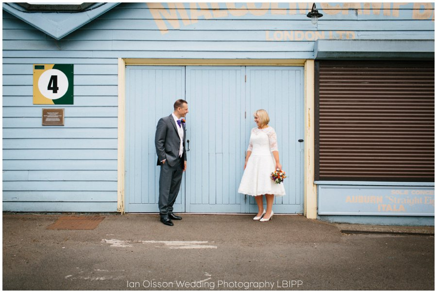 Brooklands Museum Wedding Photos dc 13