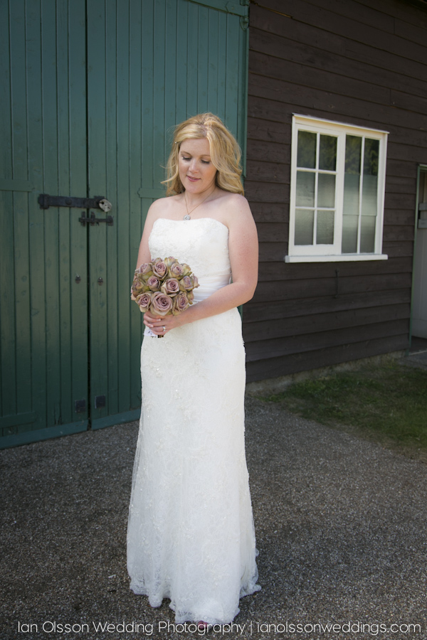 Kate & Dean's Wedding at Brooklands Museum in Weybridge Surrey