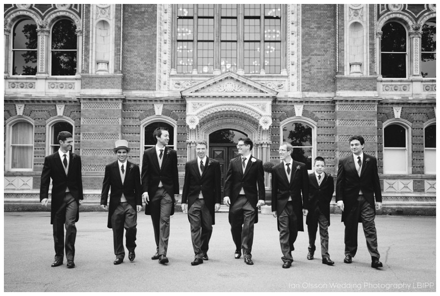 Nick & Anne-Cecile's Dulwich College Wedding in London
