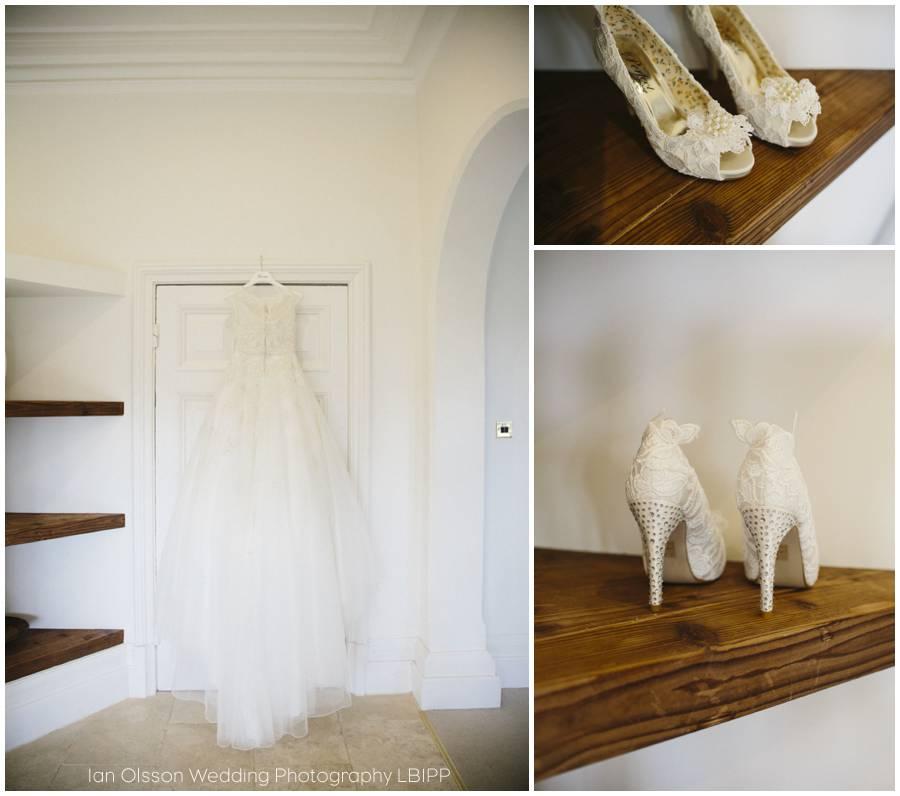 Dunsmore House Warwickshire Wedding 1