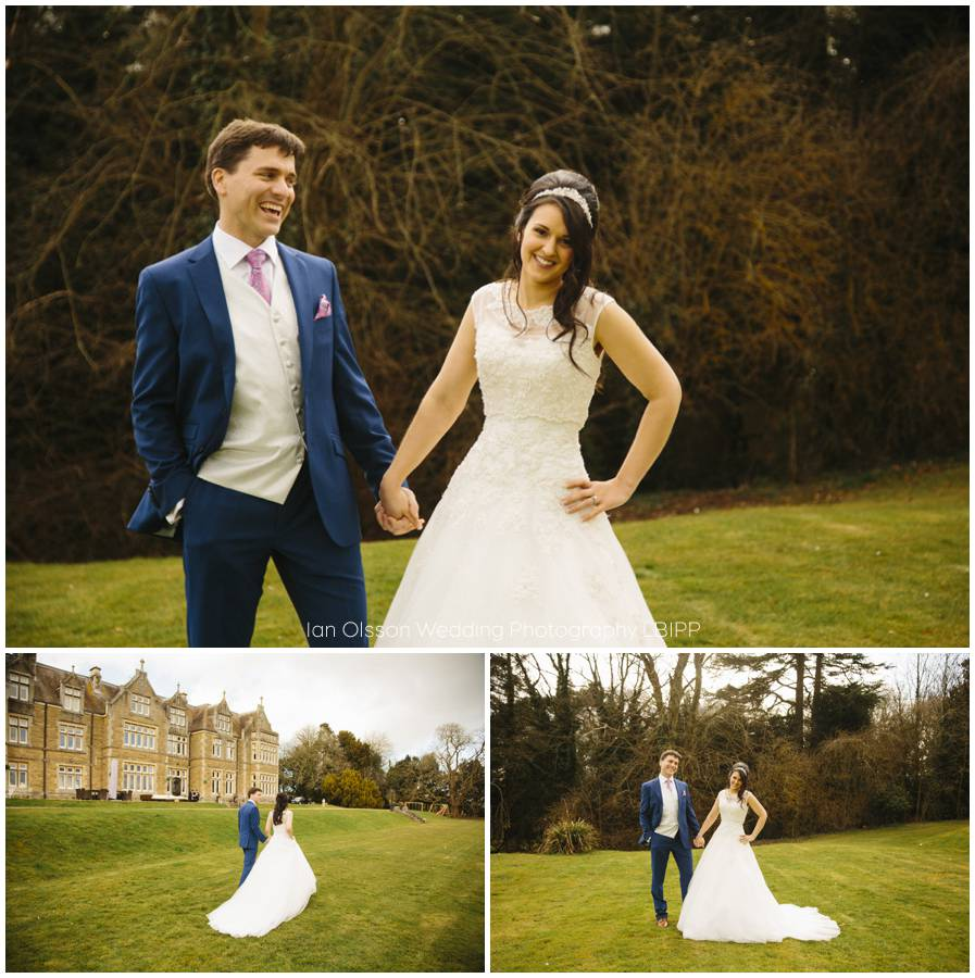 Dunsmore House Warwickshire Wedding 26
