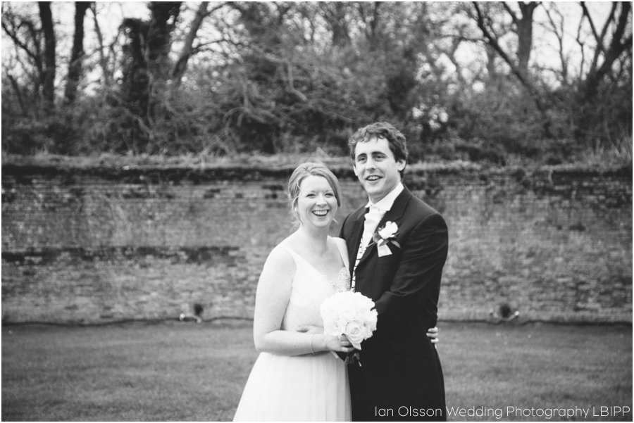 Winter Wedding at East Close Hotel in the New Forest