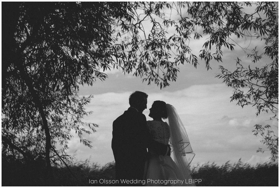 Emily and Ed's farm marquee wedding in Oxford 30