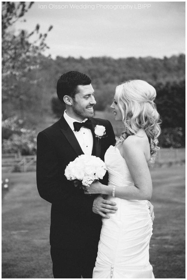 Joanne & Russell's Wedding at Russets Country House in Chiddingfold Surrey 10