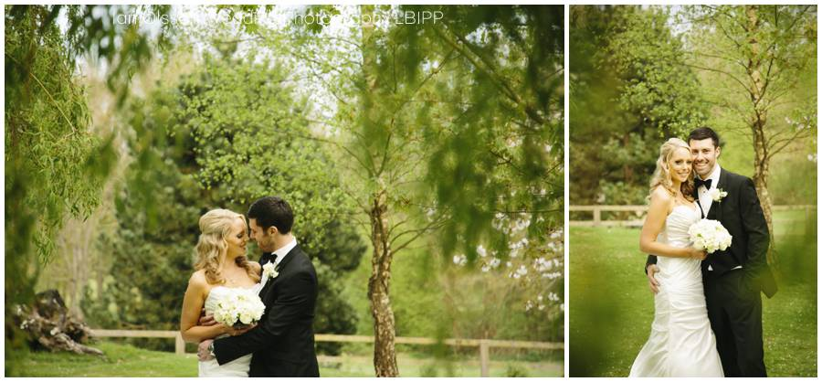 Joanne & Russell's Wedding at Russets Country House in Chiddingfold Surrey 13