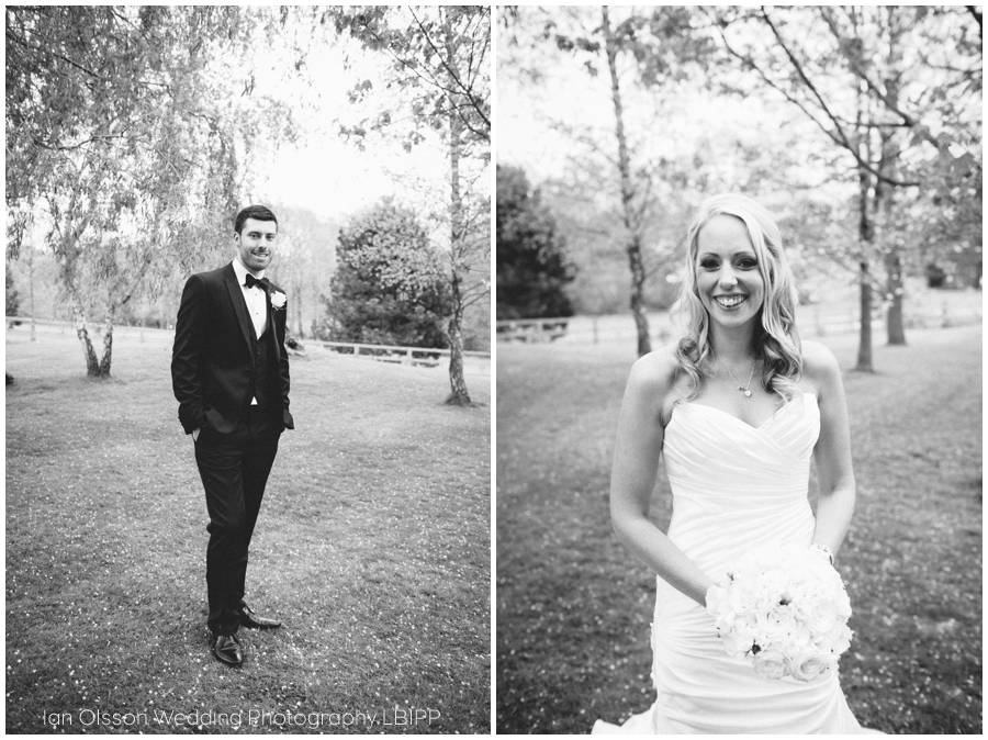 Joanne & Russell's Wedding at Russets Country House in Chiddingfold Surrey 18