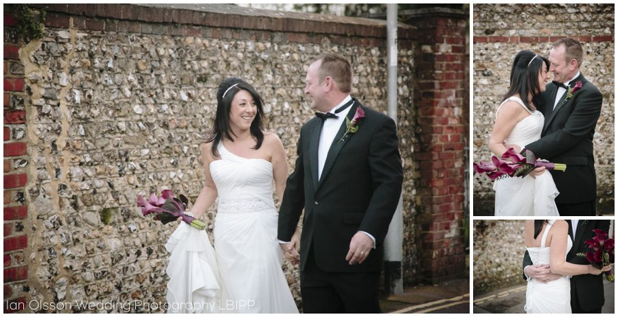 Wedding at the Ship Hotel in Chichester
