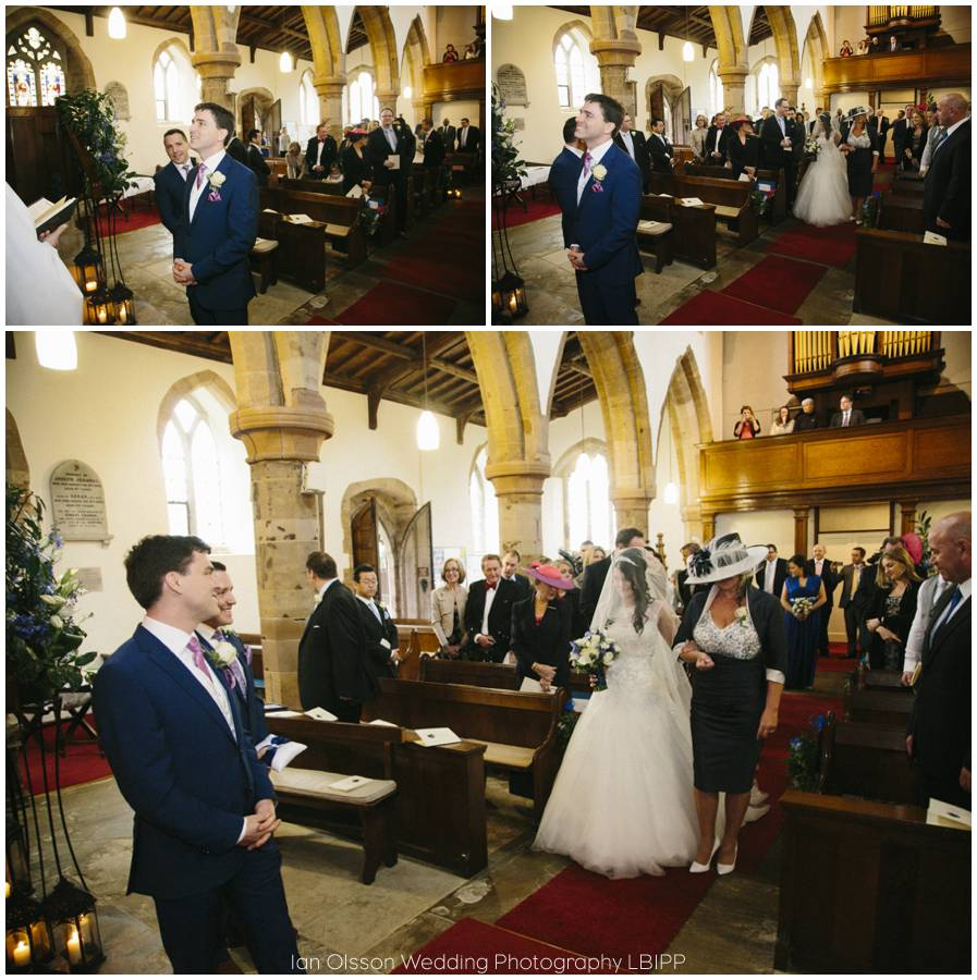 St Mary's Church Clifton-upon-Dunsmore Warwickshire Wedding 10