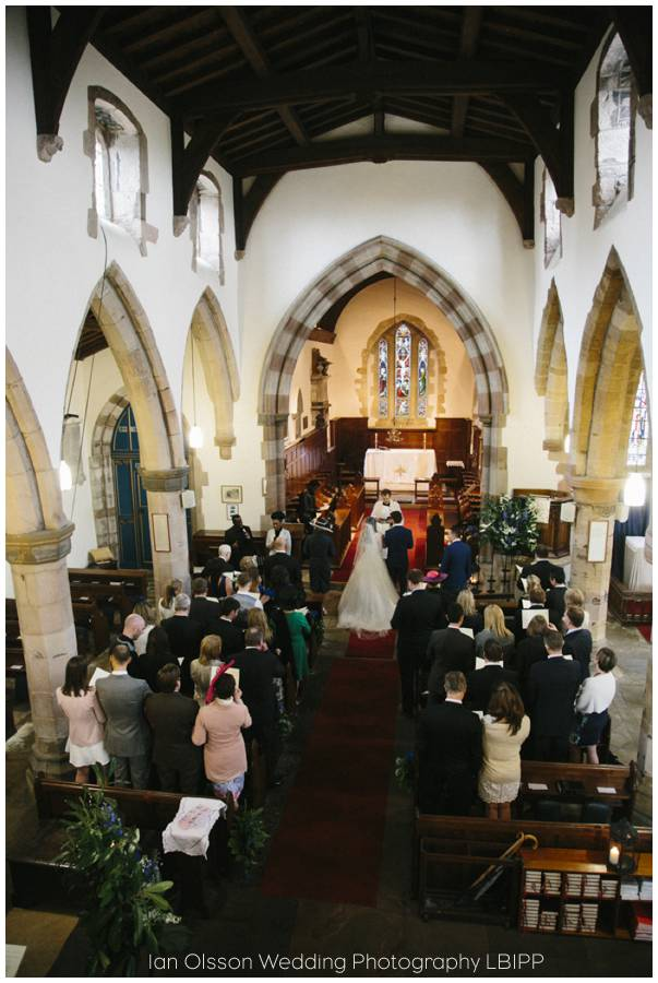 St Mary's Church Clifton-upon-Dunsmore Warwickshire Wedding 11