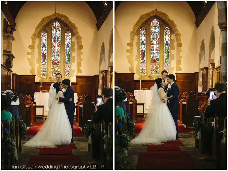 St Mary's Church Clifton-upon-Dunsmore Warwickshire Wedding 12