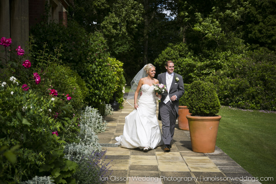 David & Jenna's Wedding at Stanhill Court Surrey