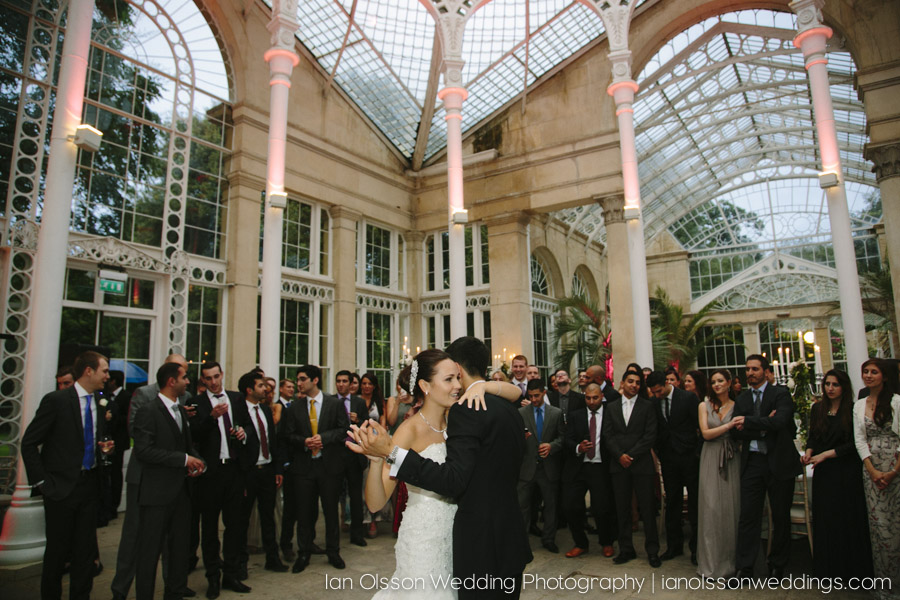 Faris and Rachael's wedding at Syon Park