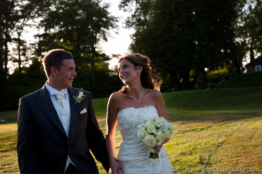 Gemma and Tom's Wedding at St Andrew's Church Kingswood and Tyrrells Wood Golf Club Surrey