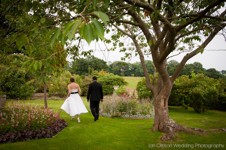 Anna & Leon's Wedding at Frant Church and Wadhurst Castle in Kent