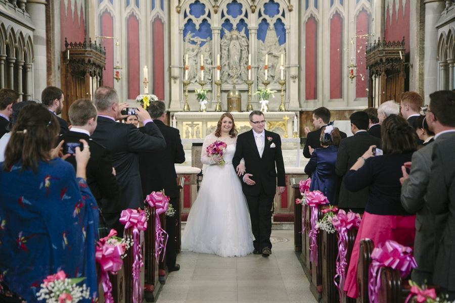 Laura and Chris's Wedding at Shrigley Hall in Pott Shrigley