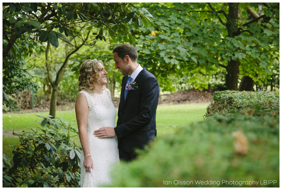Rob and Fran's Ridge Farm Wedding in Rusper, Surrey