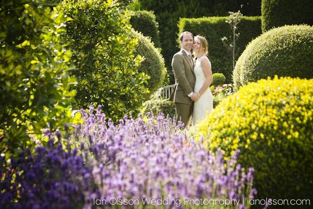 Emma & David's Wedding at Abbey House Gardens in Malmesbury, Wiltshire