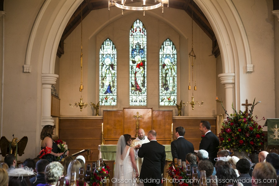 Carys & Kevin's Wedding at Holy Trinity Church and The Berestede Hotel in Ascot