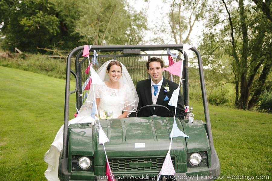 Oxford Farm Wedding
