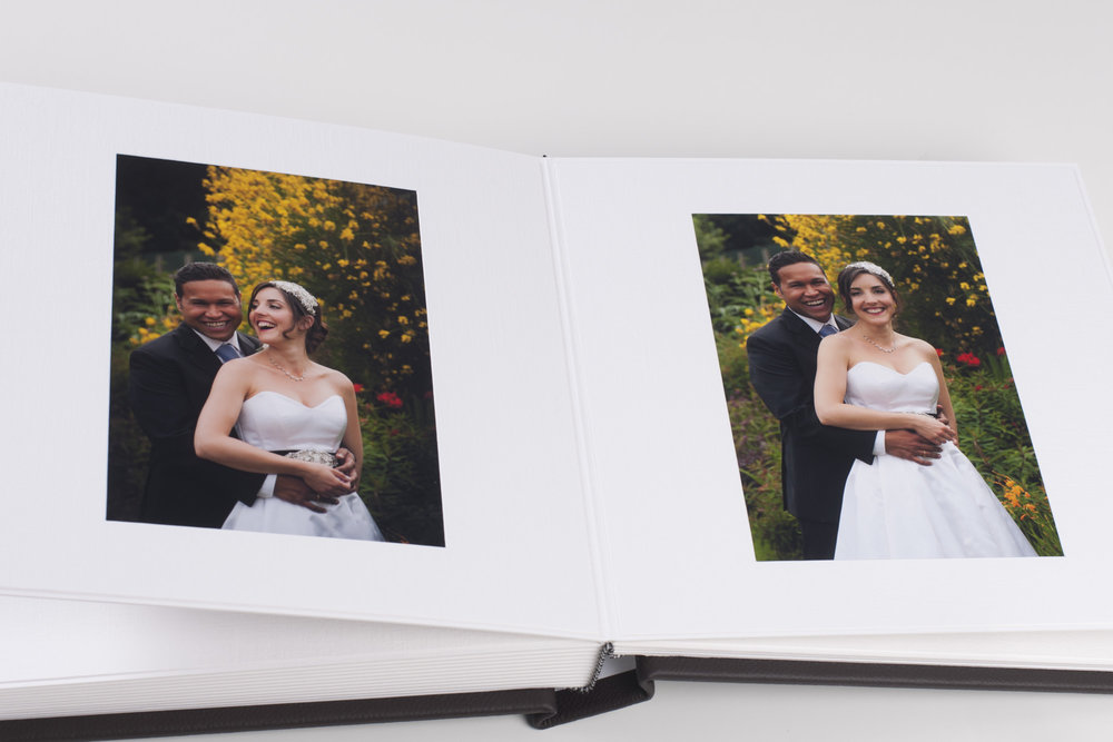 Wedding Photo Albums Cambridge, Cambridgeshire 3b