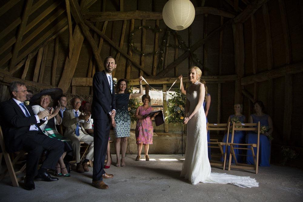 Barn Wedding Cambridgeshire 1734