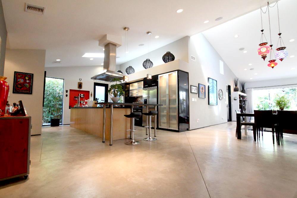 loft style remodel