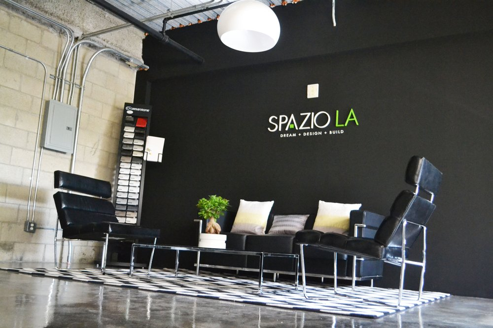 Spazio LA office