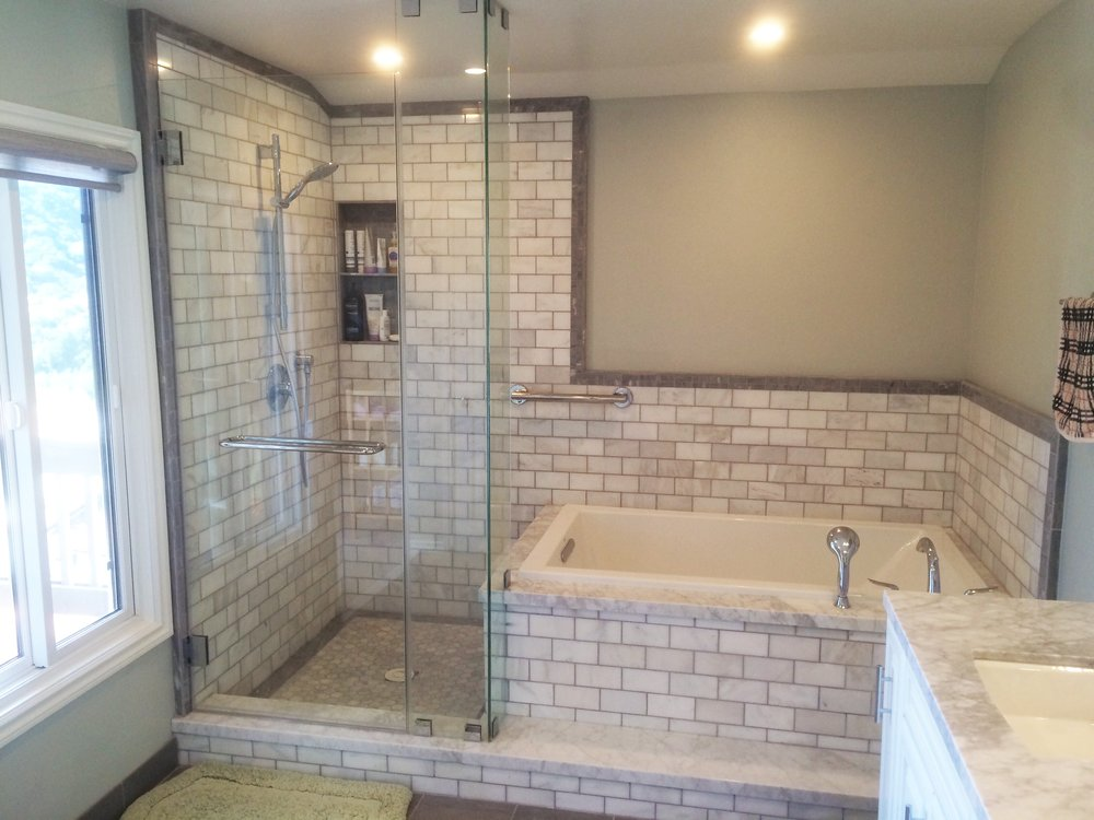 Ordinaire Get Inspired: Bathroom Tile Ideas Bathroom Blog