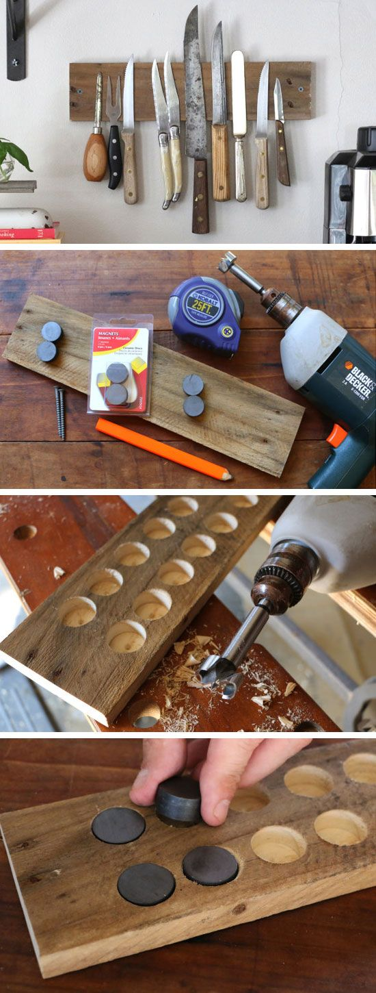 diy magnet cutting board
