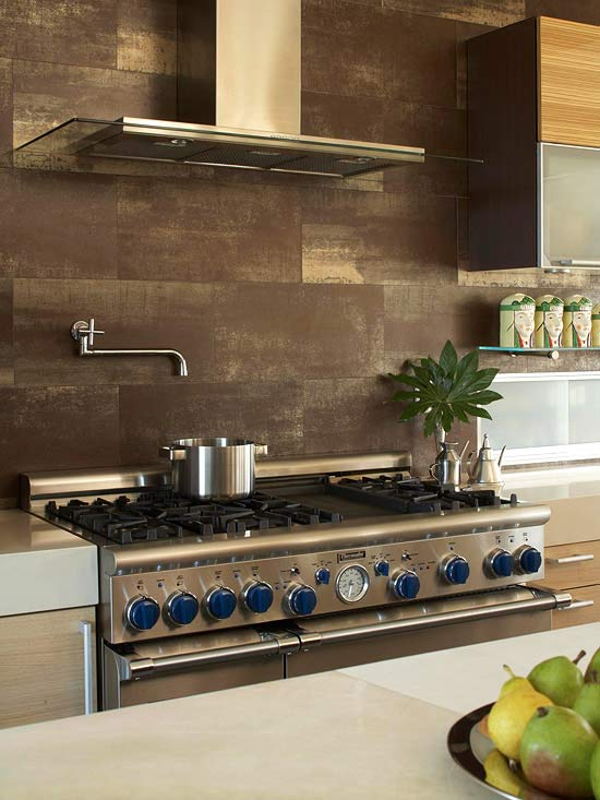 Rustic-appeal-modern-kitchen-backsplash-ideas