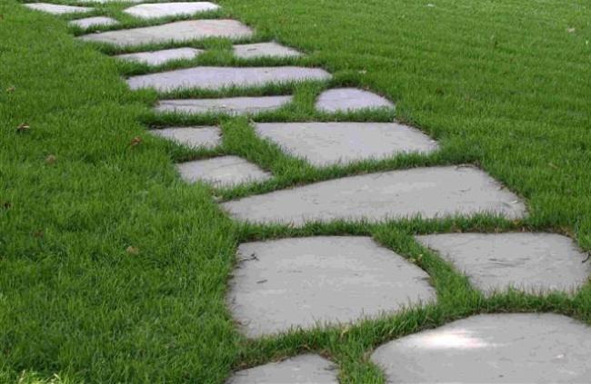faux path exterior